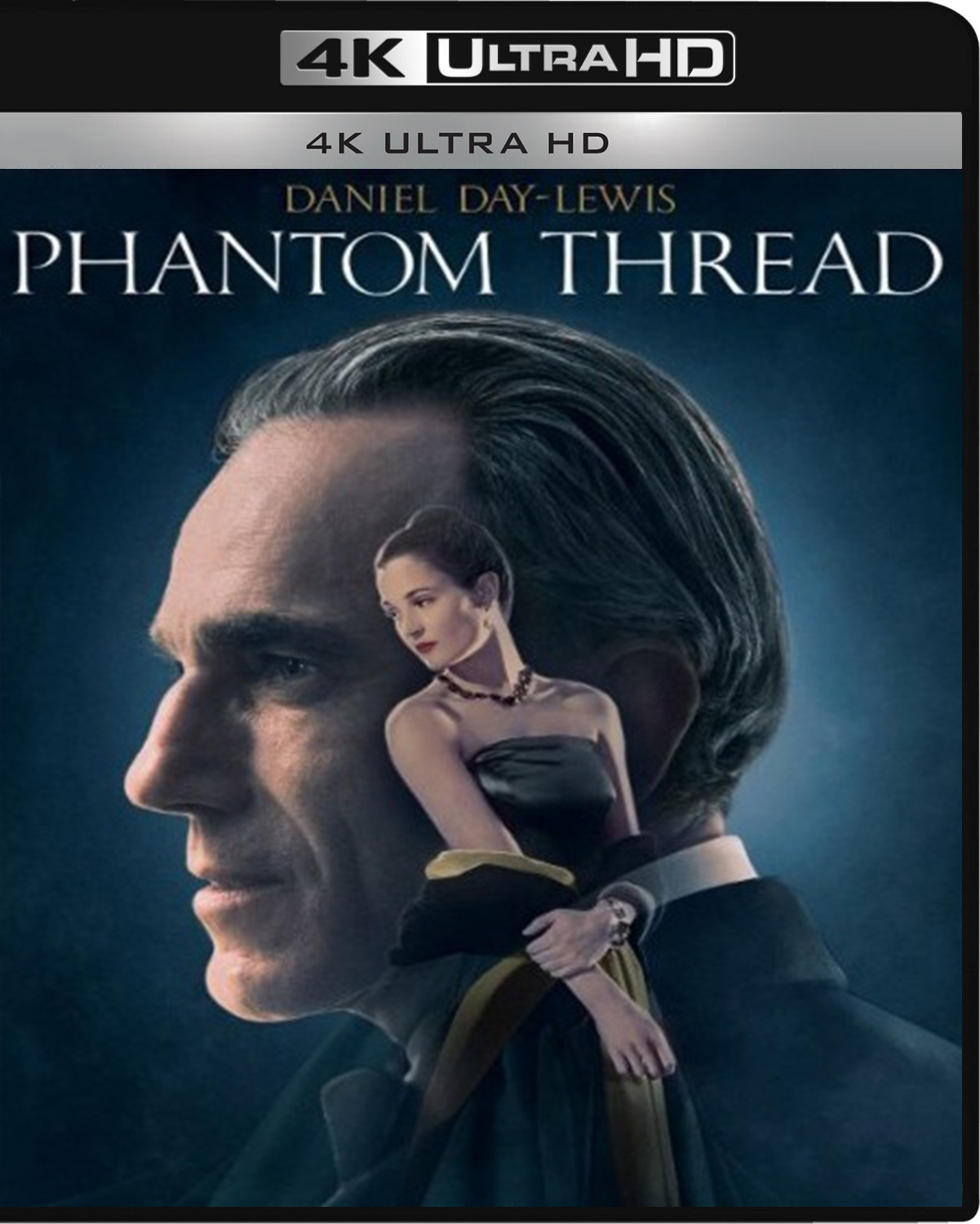 Phantom Thread [2017] [UHD] [2160p] [Latino]