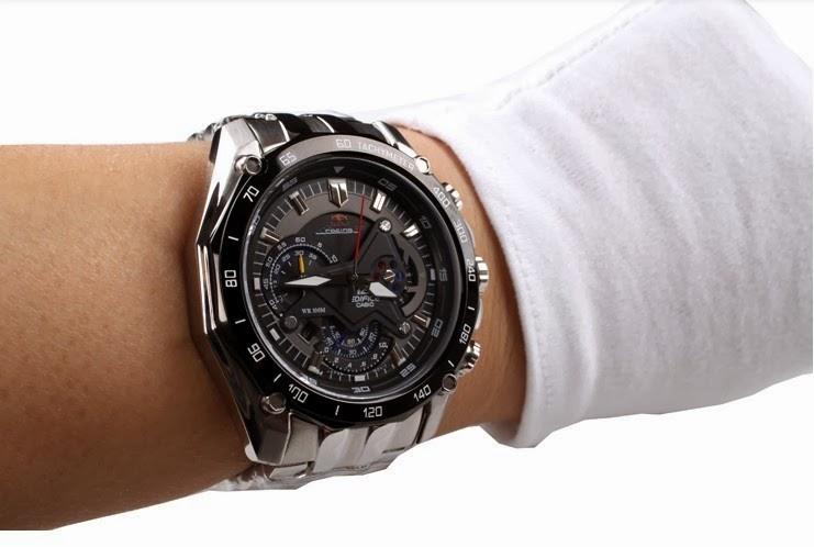 db2f5072240 Relógio Casio Edifice Red Bull Ef-550 Rbsp Edição Limitada. ORIGINAL ...