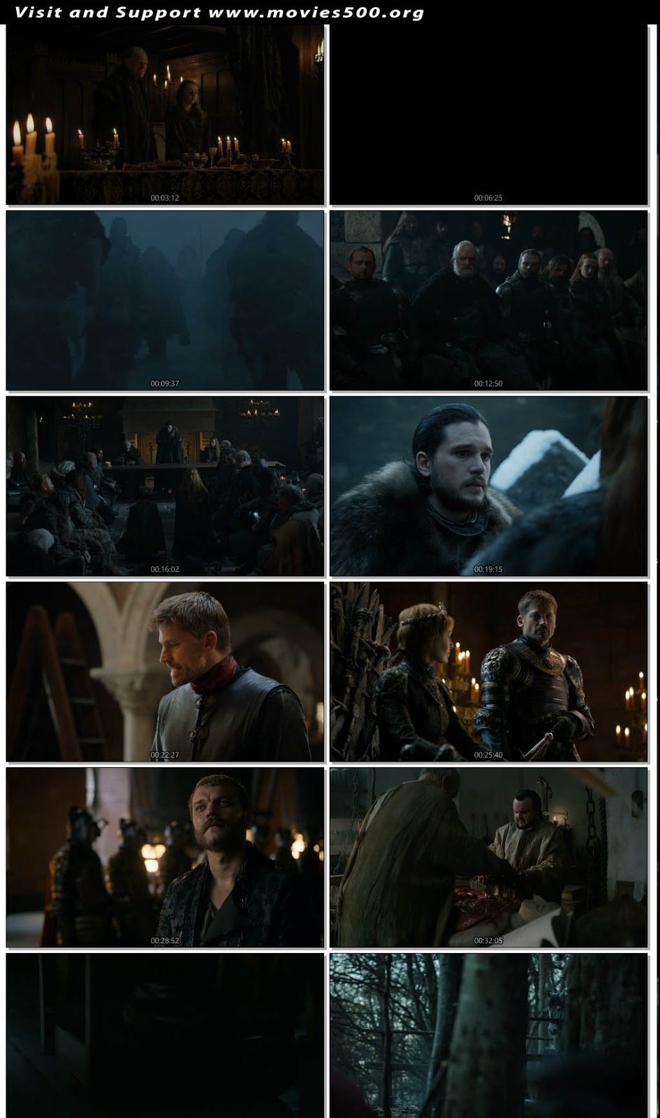Game of Thrones 2017 Season 07 Episode 01 HD Download at movies500.org