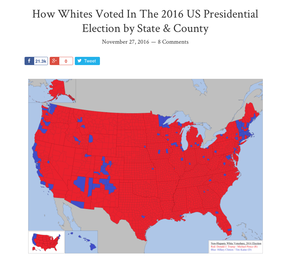 Us Map Red And Blue By County Globalinterco - Us election map by county 2016