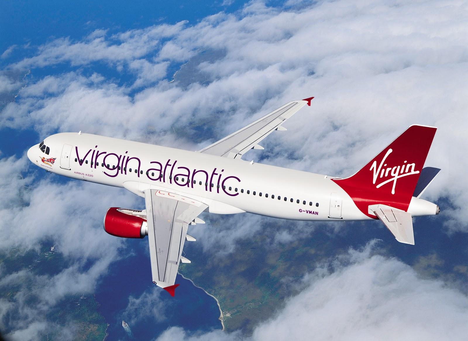 Irish Aviation Research Institute Virgin Atlantic