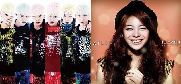 Ailee Daily K Pop News