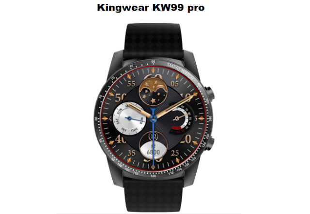 Kingwear KW99 pro SmartWatch Specs, Price, Features
