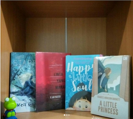 Agustus Reading List [+ Pengumuman Birthday Giveaway]