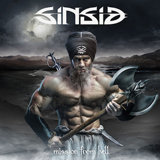 "Το τραγούδι των Sinsid ""Mission from Hell"" από το album ""Mission from Hell"""