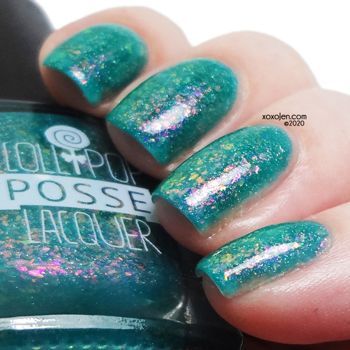xoxoJen's swatch of Lollipop You Are Stellar