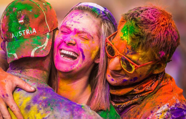 Happy Holi Quotes For Friends 2017