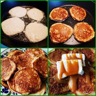maailman parhaat omenaletut, omena leivonta, omenaiset letut, omenaohukaiset, mitä omenoista, letut, parhaat letut, letut ja jäätelö, apple pancakes, apple pannkakor