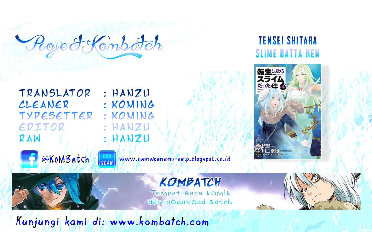 Tensei Shitara Slime Datta Ken Chapter 26-1