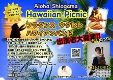 Hawaiian Picnic