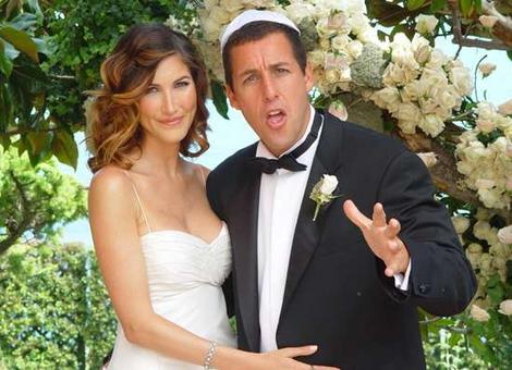 Adam Sandler With His ...