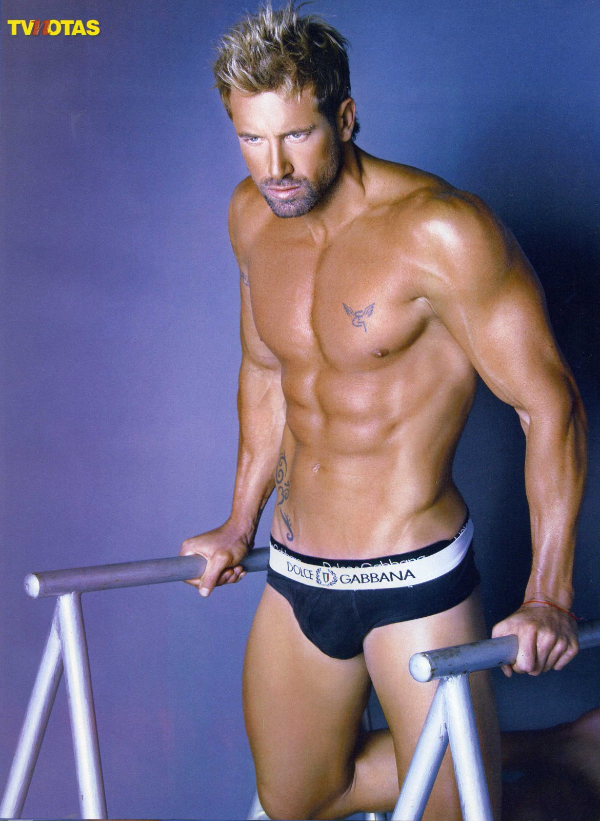 With you Gabriel soto fake naked