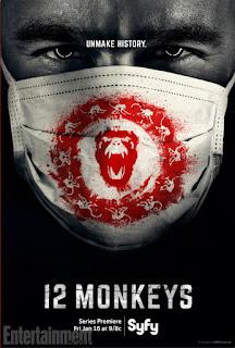 12 Monkeys Temporada 1 [Mega] ()