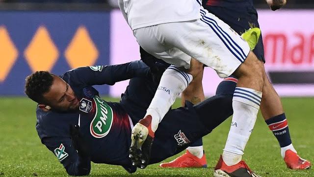 L'énorme boulette d'un journaliste français à propos de Neymar