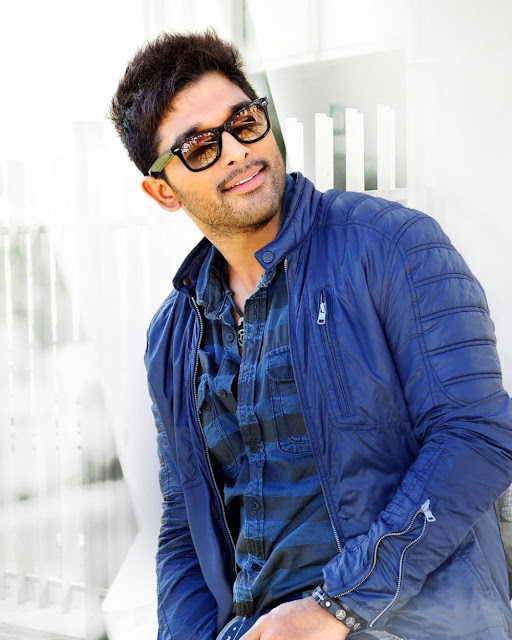 South Actor Allu Arjun HD Wallpapers, Images And Pictures ❤