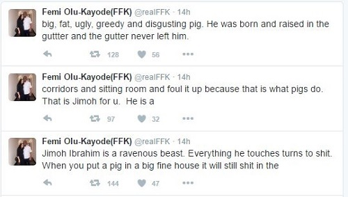 Jimoh Ibrahim is a Ritualist and Sleeps in Coffins for Money - Fani-Kayode
