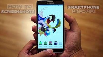 Cara Mengambil Screenshot di Semua Jenis HP Android