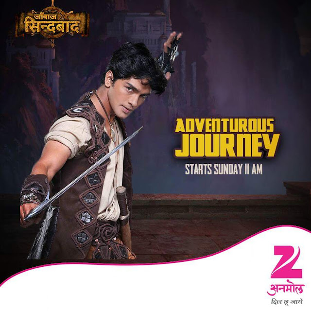 'Janbaaz Sindbad' Zee Anmol Upcoming Tv Serial Wiki Story,Cast ,Timing,Pics