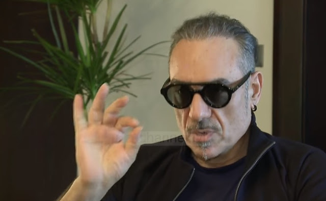Notis Sfakianakis in Tirana: Greek media manipulated me; we are in Illyria here