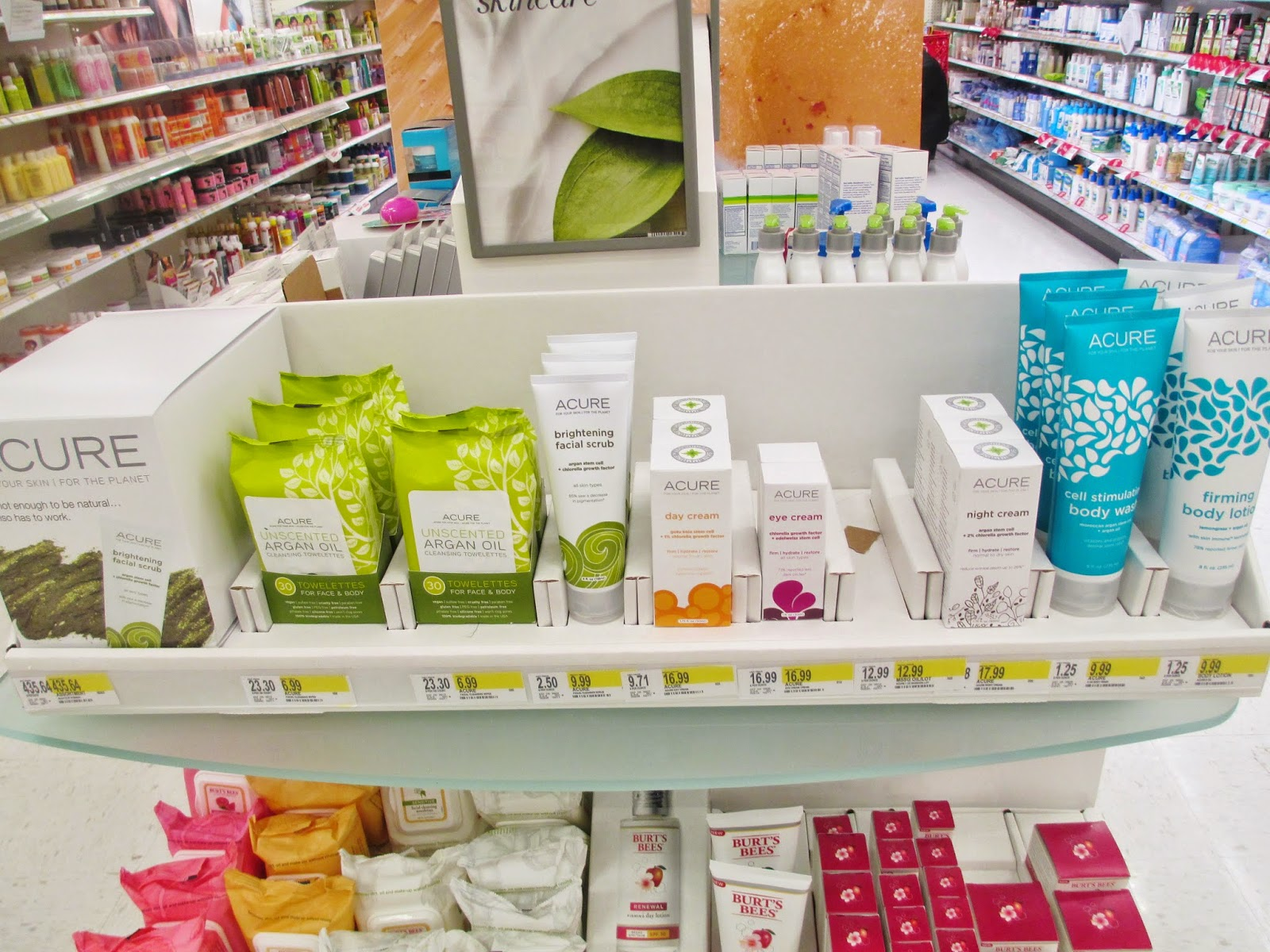 Rawdorable: Acure Organics at Target