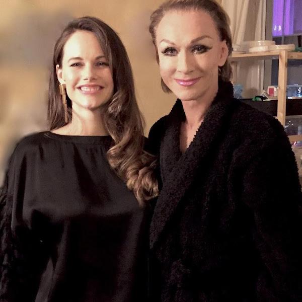 """Księżna Sofia w """"After Dark"""" + więcej"""