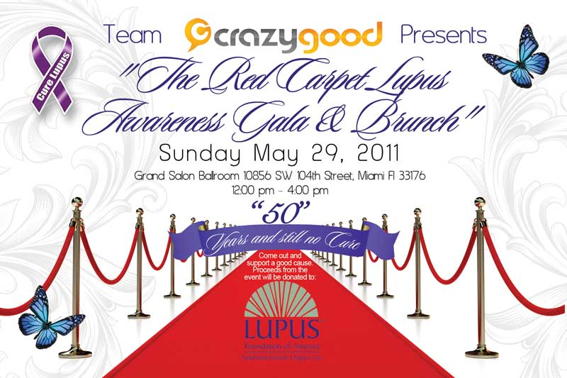 Red Carpet Lupus Awareness Gala & Brunch