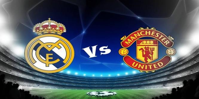 توقيت مباراة ريال مدريد ومانشستر يونايتد اليوم الثلاثاء 8-8-2017 والقنوات الناقلة للمباراة