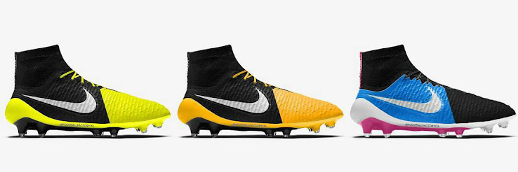 Here are the nine Nike Magista Nike CTR Maestri Boots Remakes by   footballfactoryita. 040adfc060