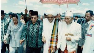 Abah Guru Sekumpul, Mustasyar PBNU 1994-1999