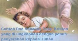 Doa sebelum Tidur Kristen bersama Keluarga di Rumah