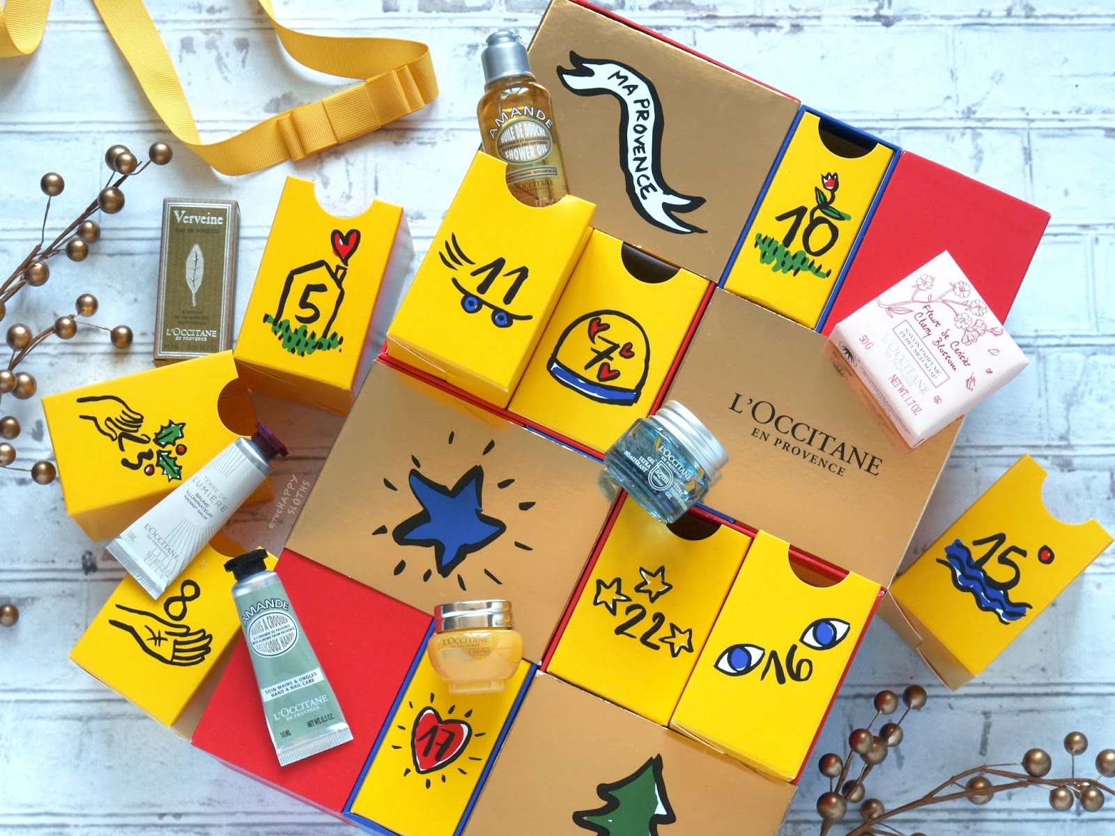 L'Occitane Holiday 2018 | Luxury Advent Calendar & Signature Advent Calendar
