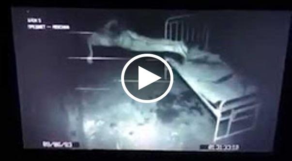 TERKEJUT!! Rakaman CCTV 'Hostipal Mental' TERBONGKAR!! Sempat Rakamkan Kelakuan Lelaki Yang Buat Semua Org Naik Bulu Roma..!!