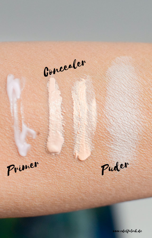 die edelfabrik, essence, get picture ready, primer, swatch