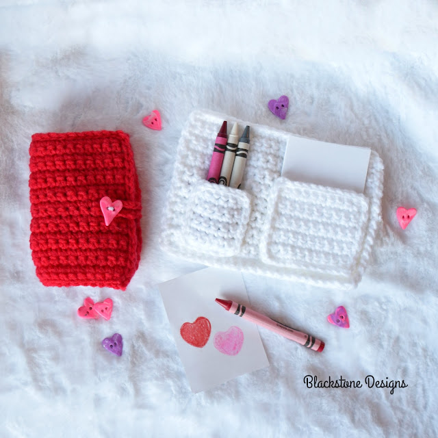 Valentine Crochet Pattern from Blackstone Designs