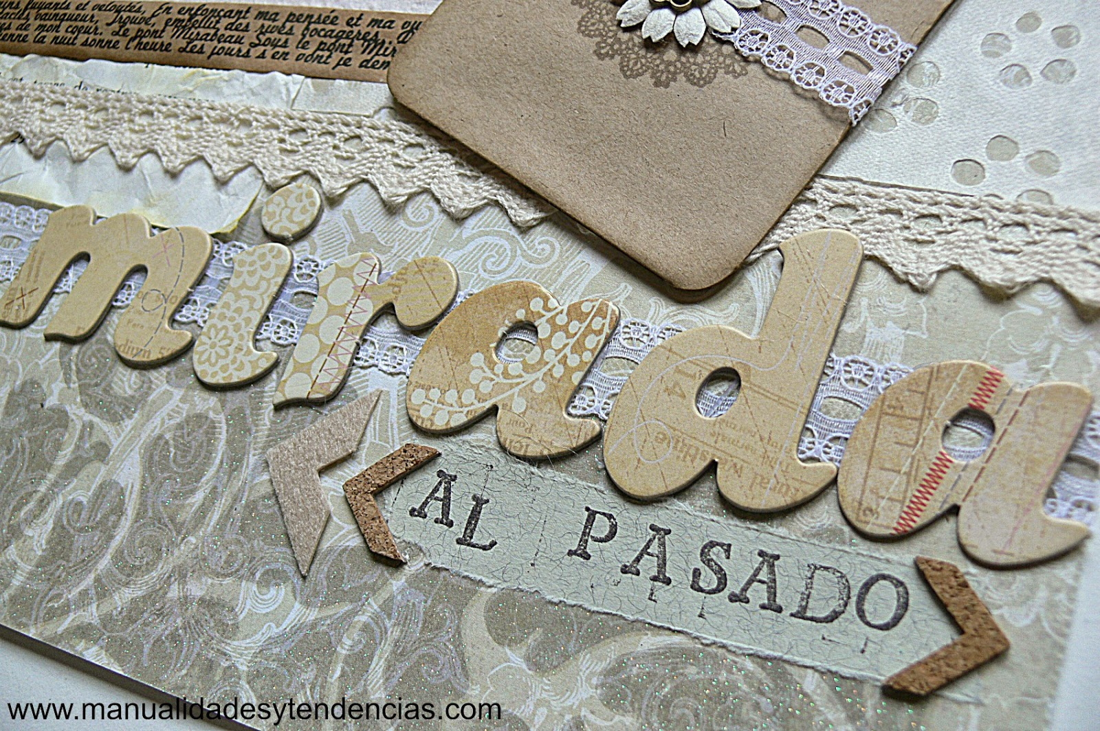 journaling scrapbooking vintage
