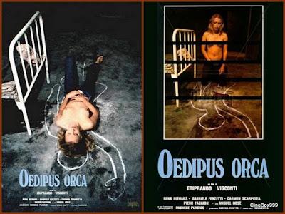 Эдипово чудовище / Oedipus orca. 1977.