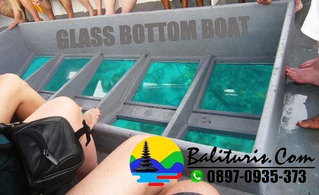glass bottom boat tanjung benoa,glass bottom boat pulau penyu bali