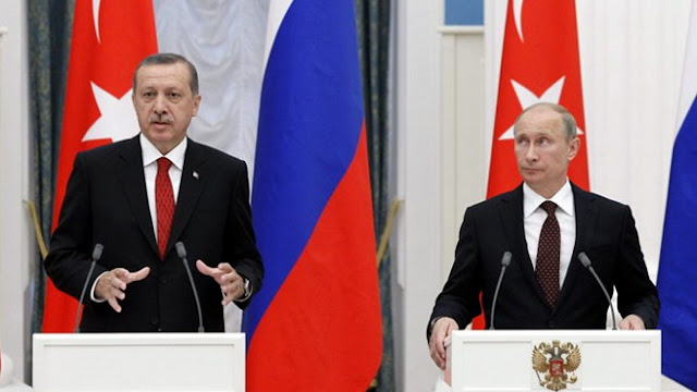 Γιατί όλοι χαϊδεύουν τον Ερντογάν; Όντως τους απειλεί ότι θα φέρει τη Ρωσία στη Μεσόγειο;