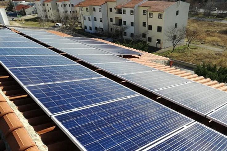 Ολοκλήρωση εγκατάστασης Αυτόνομου Φωτοβολταϊκού Σταθμού σε κτίριο των φοιτητικών εστιών του ΔΠΘ στην Ξάνθη
