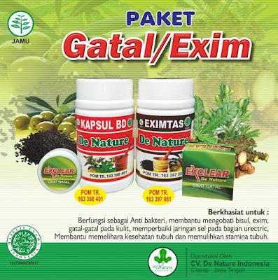obat eksim manjur dari bahan herbal alami