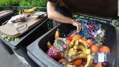 храна хвърляне отпадъци как да запазим храната