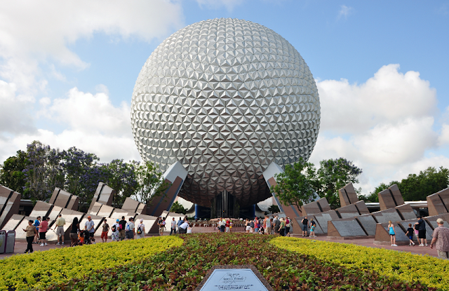 Epcot, o parque do futuro da Disney