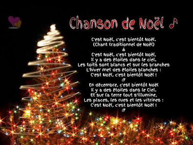 Chanson de Noël en poésie : C'est Noël, c'est bientôt Noël !