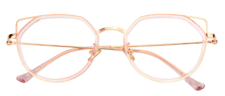 Mary Cute Cat Eye Glasses