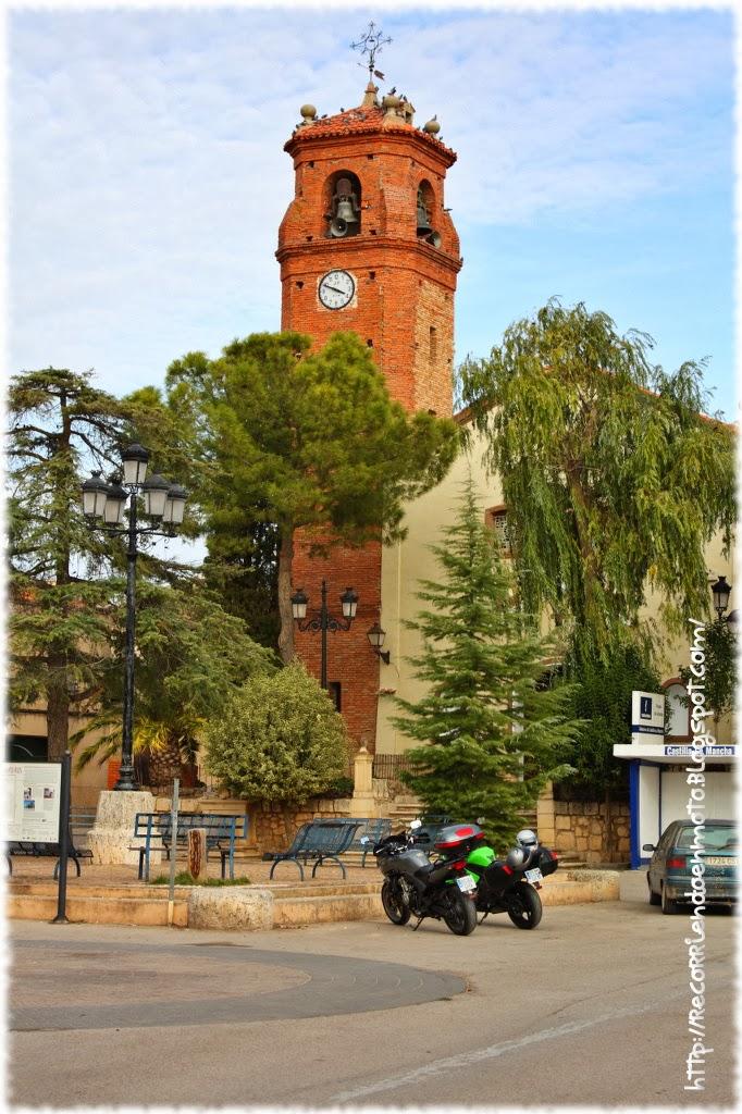 Torre reloj Sta. M. Campo Rus