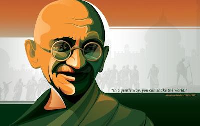Mahatma Gandhi JImages