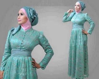baju hijab modern branded