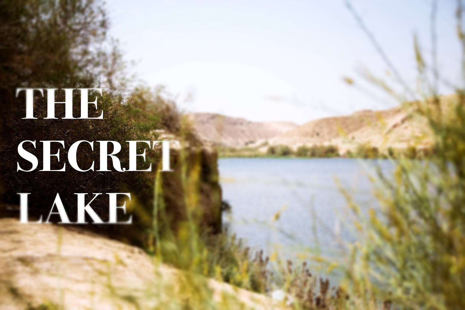 The Secret Lake Riyadh