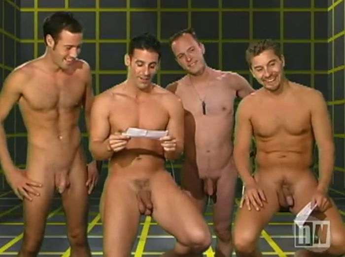 men of naked news