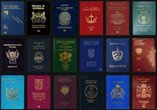 ترتيب أقوى و اضعف جوازات السفر في العالم 2019